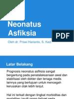 Neonatus Asfiksia