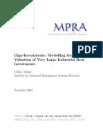 MPRA Paper 4328