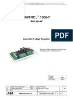 Unitrol1000-7 User Manual 4.4c