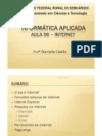 Aula 06 - Internet