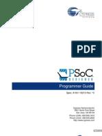 PSoC Programmer 3.10.1 User Guide