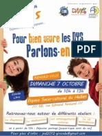 Dyspraxie, dyslexie, dysphasie - Journée nationale des Dys en Gironde 2012