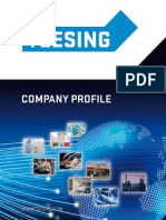 Corporate Brochure Teesing