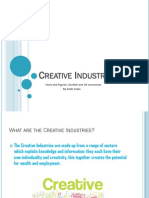 Creative Industries by Keith Coats