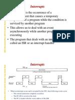 Interrupt Basics