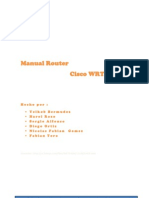 Glosario Router CISCO WRT54GH