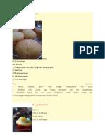 Aneka Resep Cupcakes