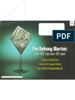 Doheny Martini