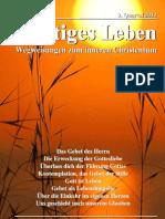 Geistiges Leben 2012-3