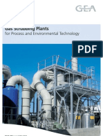 P103e Gas Scrubbing Plants