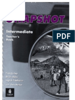 New Snapshot Pre Intermediate Teachers Book