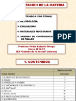 Presentacion Materia