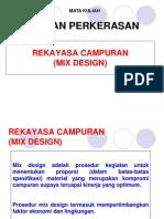 MIX Design Hotmix