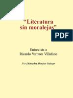 Entrevista a Ricardo Virhuez Por Diomedes Morales