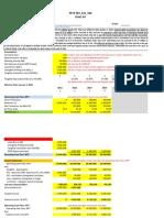 QUIZ 2 - Cash Flow BFIT%2c DDA Deductions%2c FIT%2c Cash Flow AFIT