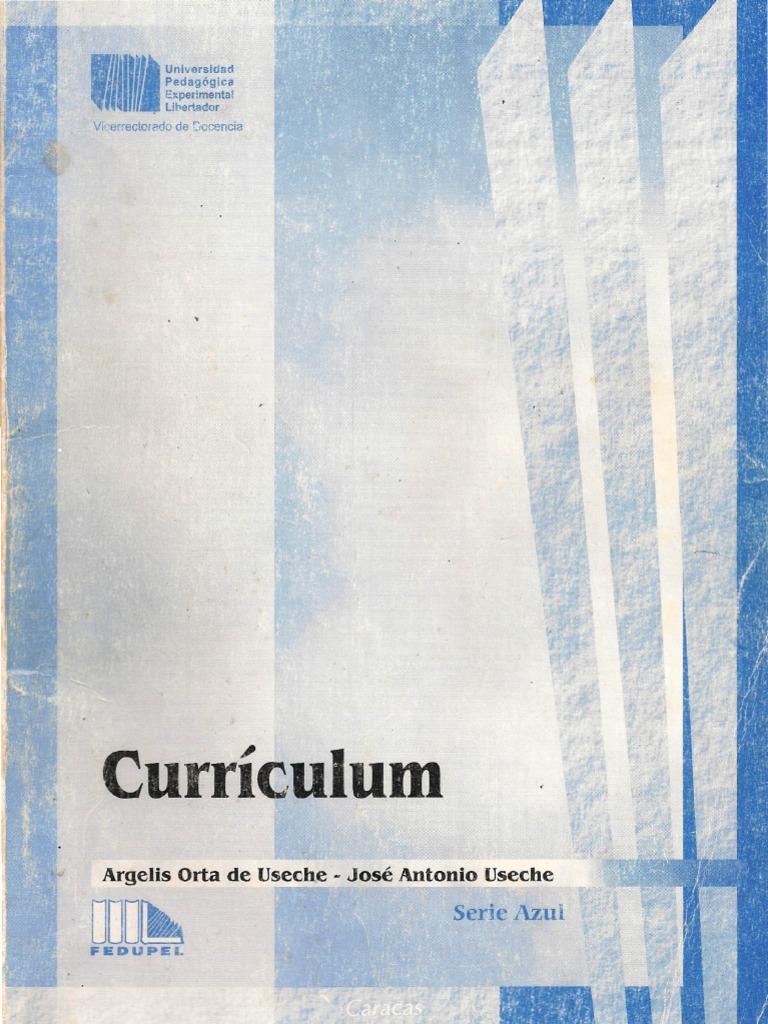 Currículum (Useche y Useche)