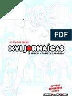 XVI Jornaícas Zaragoza