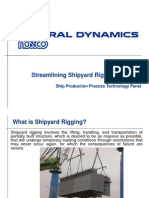 FY10 Rigging Analysis Presentation