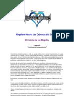 Kingdom Hearts Las Crónicas del Corazón (Capítulo 2 )