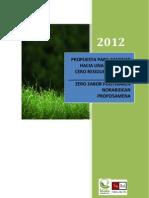 PROPOSAMENA 2012