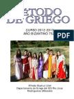MÉTODO DE GRIEGO 2012-2013