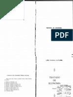 Mario Ferreira Dos Santos, Tratado de Economia Vol. 1
