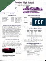 Fletcher School Profile 2012-13-PDF