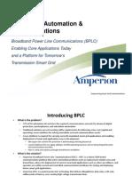Amperion Distributech Presentation January 2011