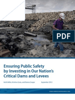 Ensuring Public Safety by Investing in Our Nation's Critical Dams and Levees