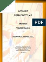 Catalogo de Polimeros