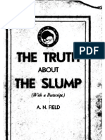 The Truth About the Slump What the News Never Tells- A.N. Field-1962