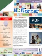 KIND 2011 Newsletter