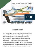 Instrumentos de Dibujo PRESENTACION