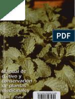 Manual Planta Medicinales