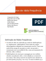 Fund a Mentos de Radio Freq Nci A