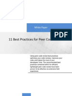 11 Best Practices for Peer Code Review