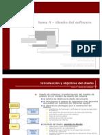 segunda clase diseño de sistemas y software