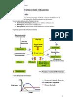 Temas de Farmacocinesis
