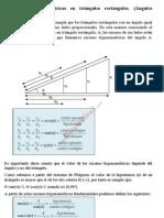 Trigonometría (I)