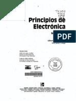 Principios de Electronica - Albert Malvino