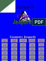 Chapter 9 Jeopardy (Geometry)