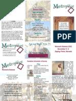 2012 Retreat Brochure Final