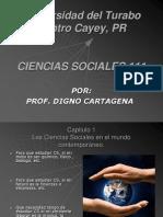 Prof. Digno Cartagena Cap 1 Al 3 CLASE SOSC 111 -2012-1