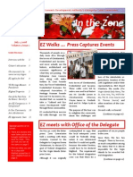EDA Newsletter V1 I2 July 2008