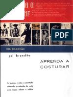 Curso completo de corte e costura de Gil Brandão