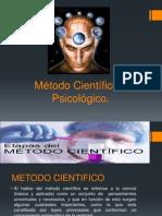 Método Científico y Psicológico1