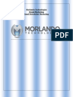 Morlando Technologies Email Newsletter