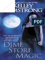 DIME STORE MAGIC by Kelley Armstrong, Excerpt