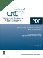 Documentos Soporte TDT 20120914