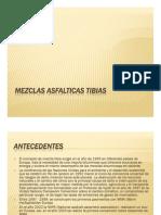 Mezclas Asfalticas Tibias